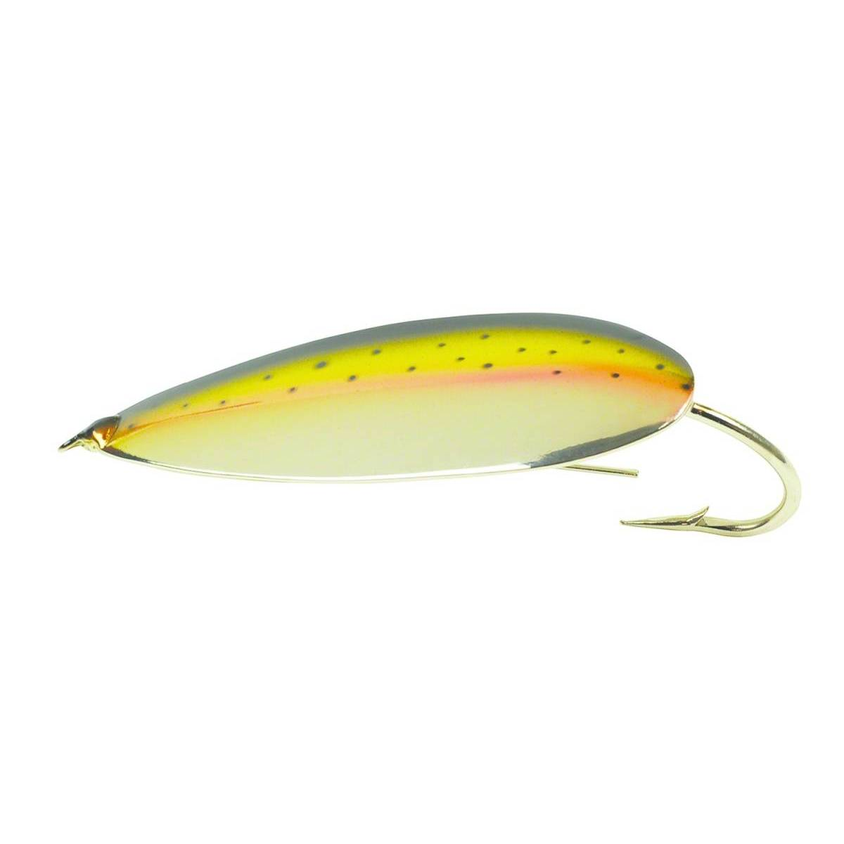 """NEW NEW 1// SM1//8-CPPR Johnson SM1//8-CPPR Silver Minnow Weedless Spoon 1 3//4/"""""""