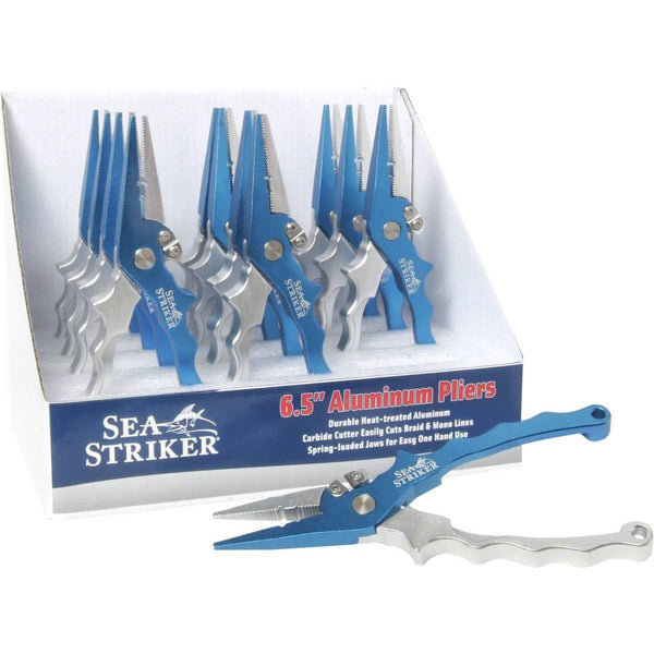 Sea Striker Aluminum Plier - 1 Pair