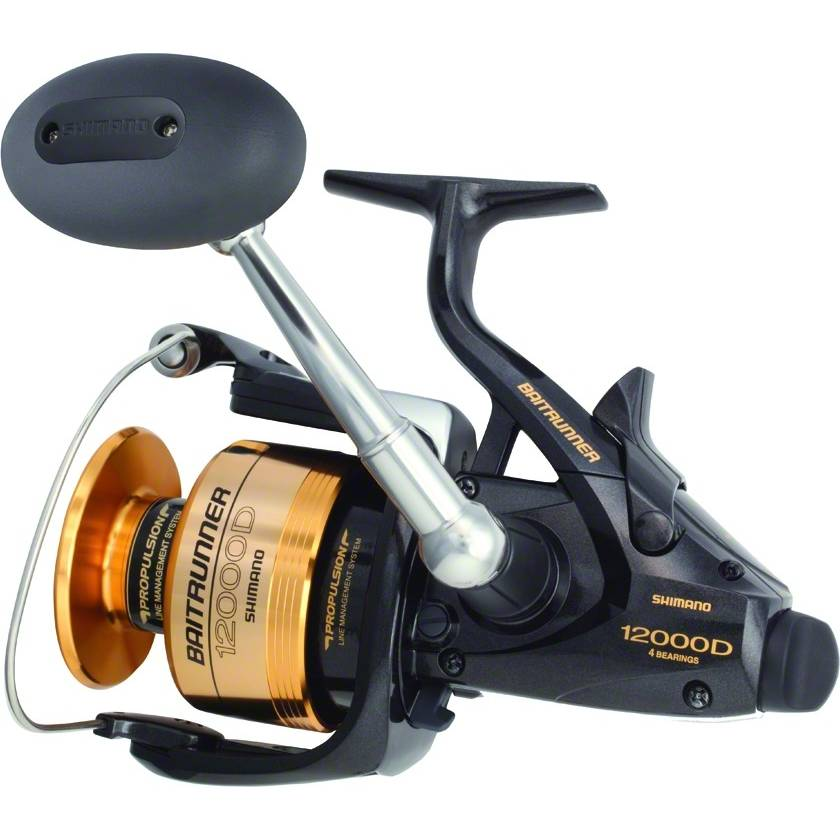Shimano Baitrunner D Spinning Reels; This is part of the Spinning collection offered from Fishin' My Best Life - fishinmybestlife.com