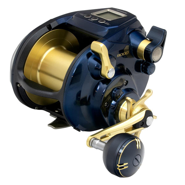 Shimano Beastmaster Electric Reels; fishinmybestlife.com
