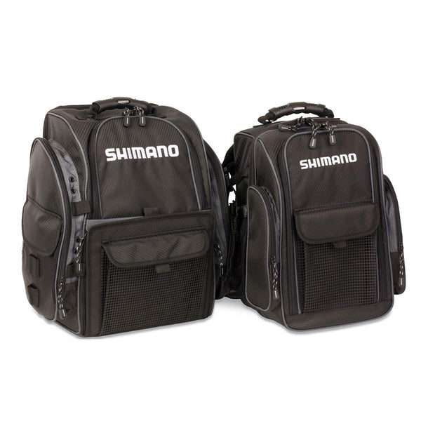 Shimano Blackmoon Backpacks; This is part of the Tackle Boxes collection offered from Fishin' My Best Life - fishinmybestlife.com