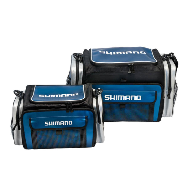 Shimano Borona Tackle Bags; This is part of the Tackle Boxes collection offered from Fishin' My Best Life - fishinmybestlife.com