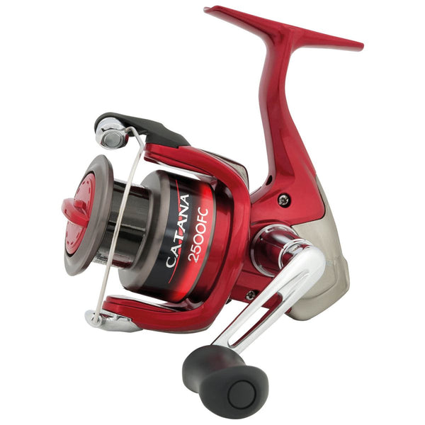 Shimano Catana FD Spinning Reels; fishinmybestlife.com