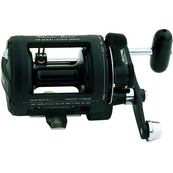 Shimano Charter Special Conventional Reels