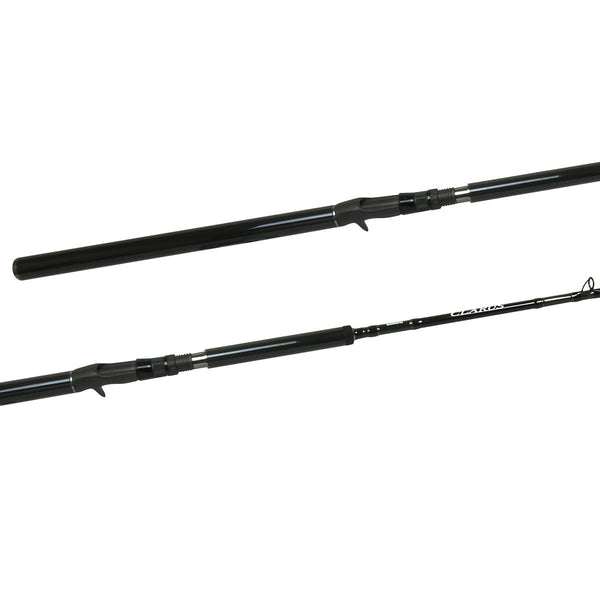 Shimano Clarus Salmon Trolling Conventional Rods; fishinmybestlife.com