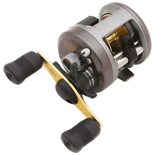 Shimano Corvalus; This is part of the Round Baitcasting collection offered from Fishin' My Best Life - fishinmybestlife.com
