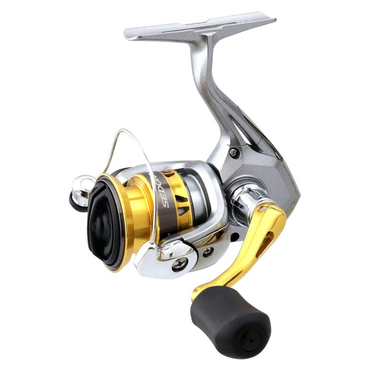 Shimano Sedona Spinning Reel Combo; This is part of the Spinning collection offered from Fishin' My Best Life - fishinmybestlife.com