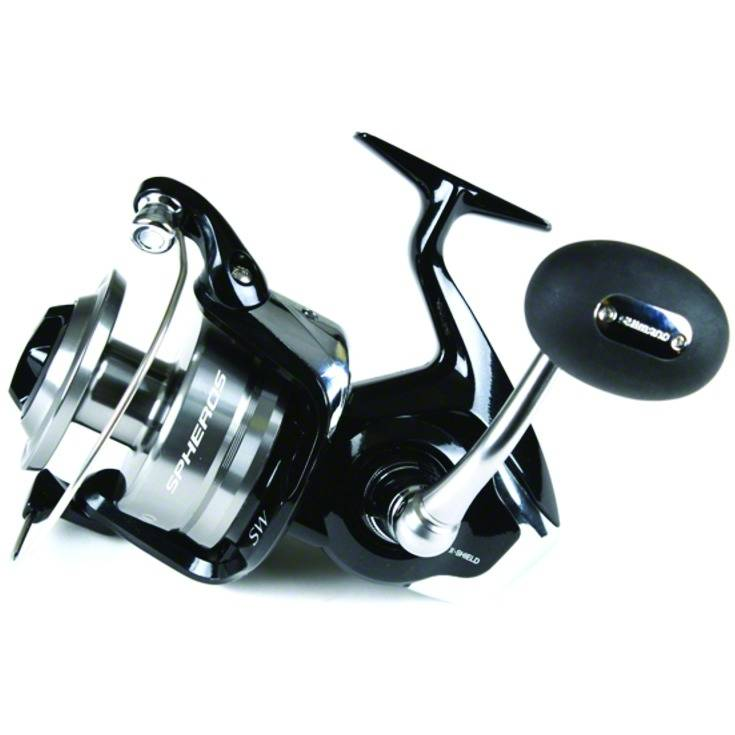 Shimano Spheros; This is part of the Spinning collection offered from Fishin' My Best Life - fishinmybestlife.com