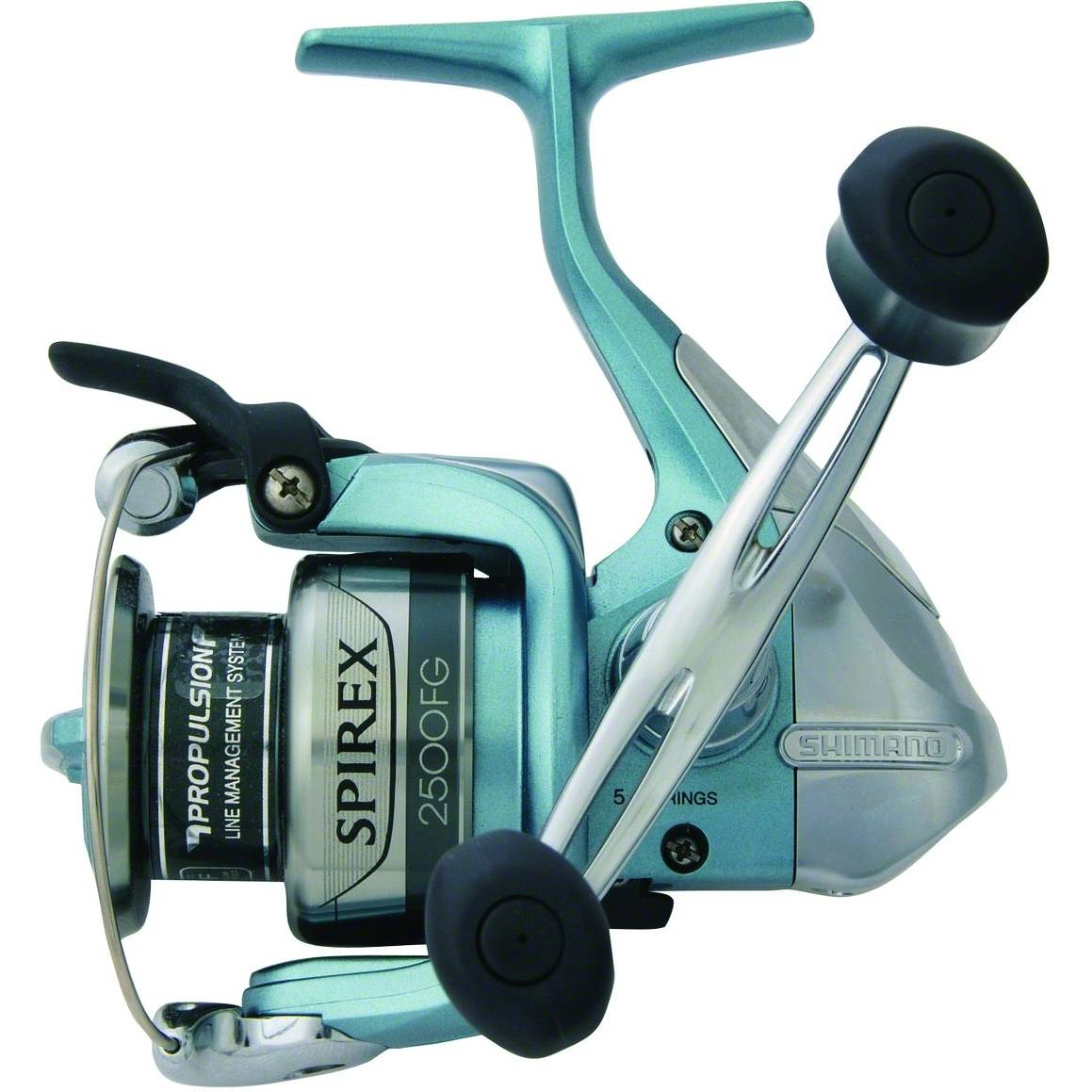 Shimano Spirex FG Reel; This is part of the Spinning collection offered from Fishin' My Best Life - fishinmybestlife.com