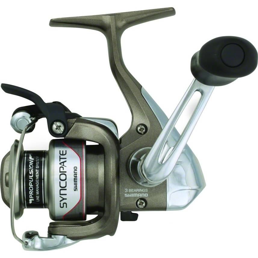 Shimano Syncopate; This is part of the Spinning collection offered from Fishin' My Best Life - fishinmybestlife.com