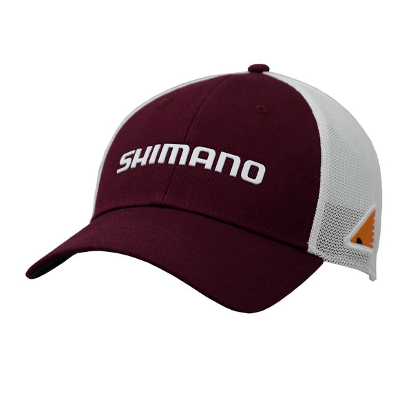 Shimano TEXAS RED FISH MAROON STATE CAP