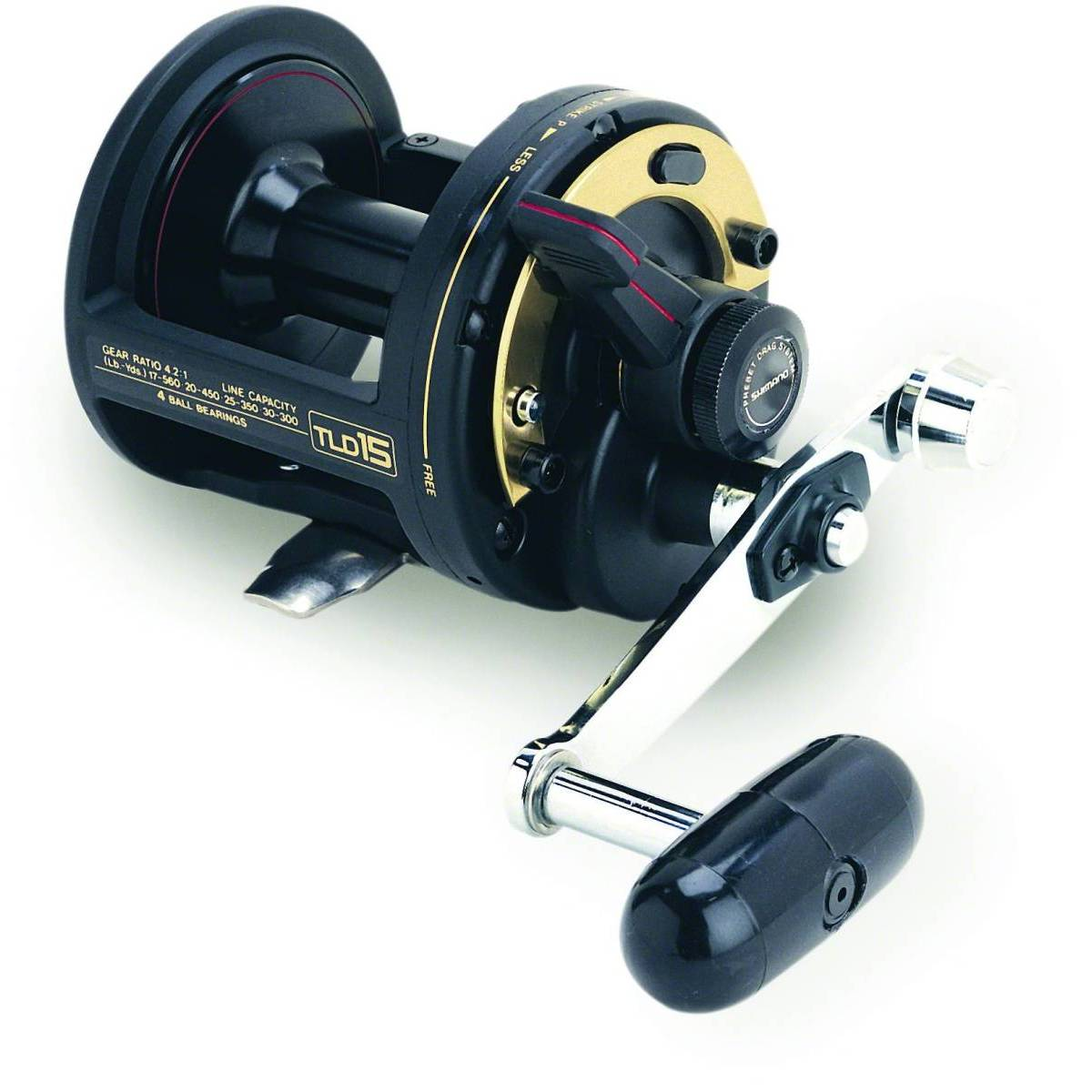 Shimano TLD Lever Drag Conventional Reels