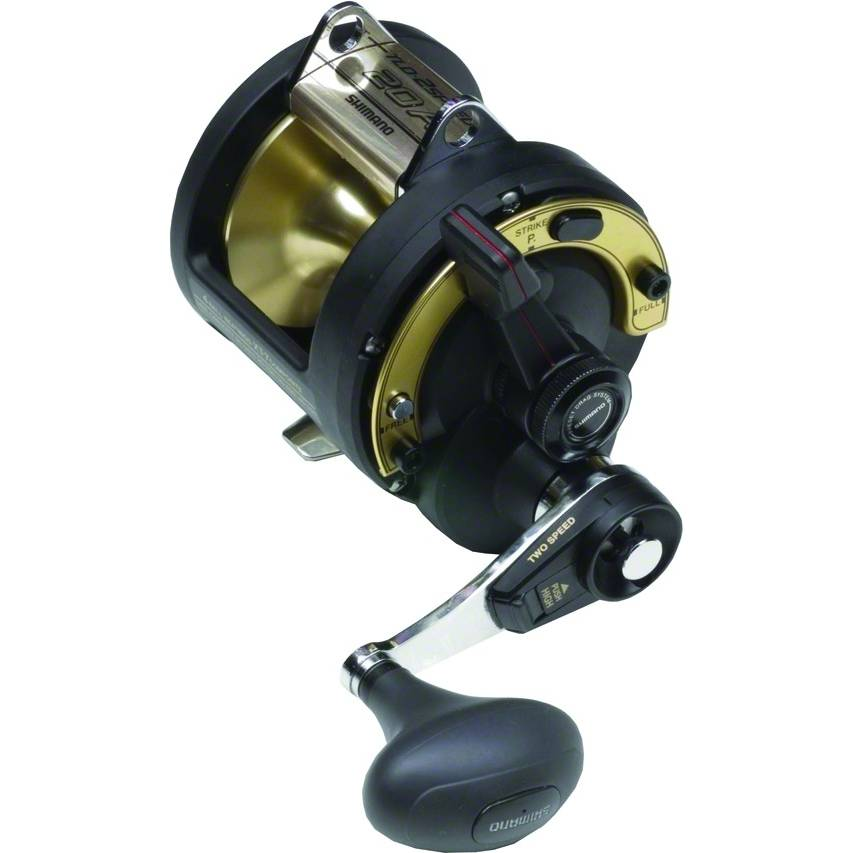 Shimano TLD ll Lever Drag Conventional Reels