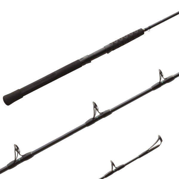Shimano Trevala Jigging Spinning Rods; fishinmybestlife.com