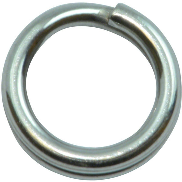 Spro Power Split Rings; This is part of the Lure and Bait Rigging collection offered from Fishin' My Best Life - fishinmybestlife.com