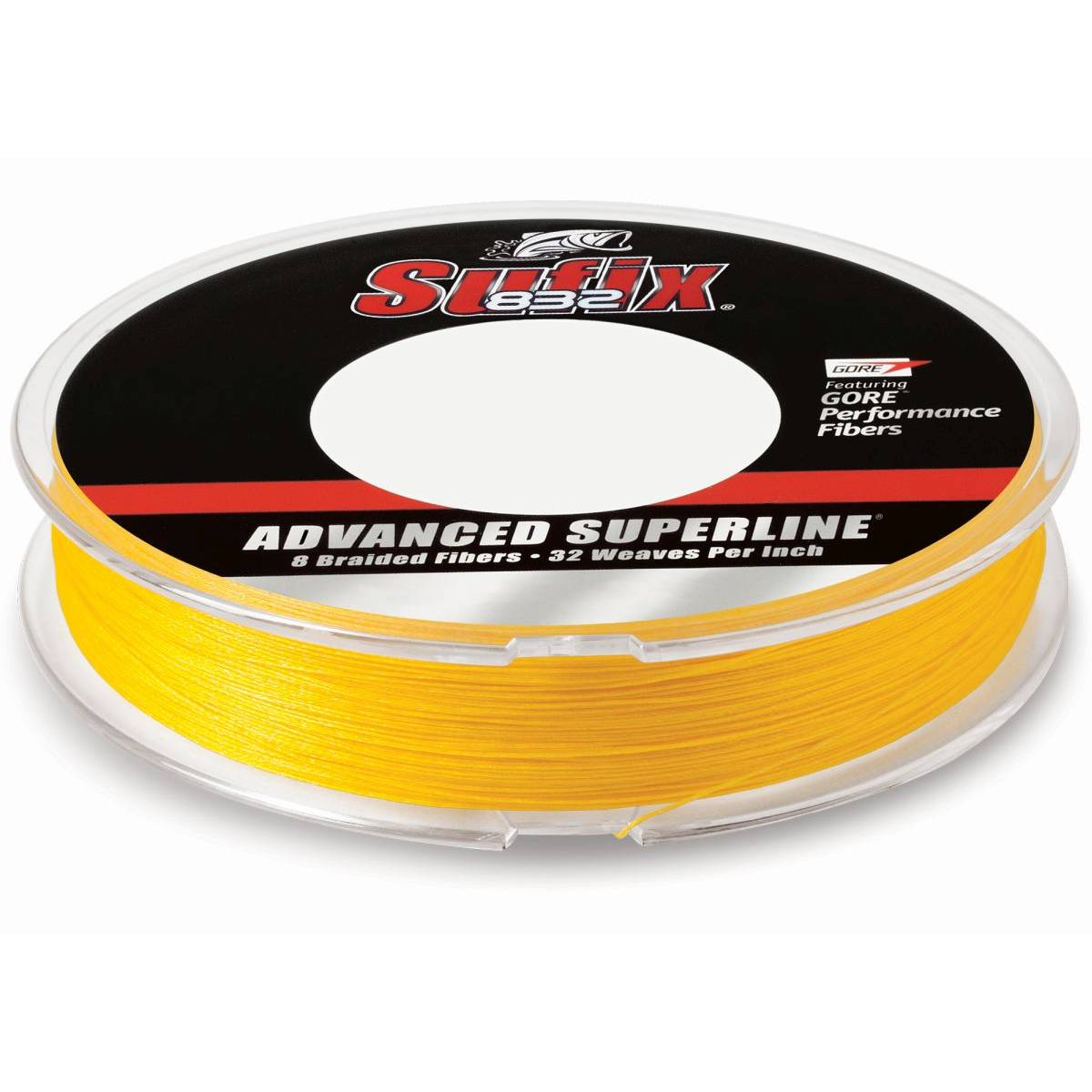 Sufix 832 Braided Line; This is part of the Braided collection offered from Fishin' My Best Life - fishinmybestlife.com