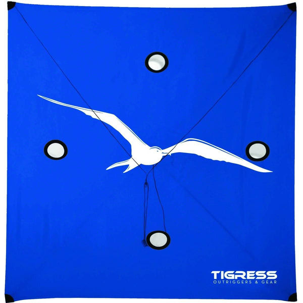 Tigress Hi Velocity Kite; This is part of the Outriggers, Kites and Accessories collection offered from Fishin' My Best Life - fishinmybestlife.com