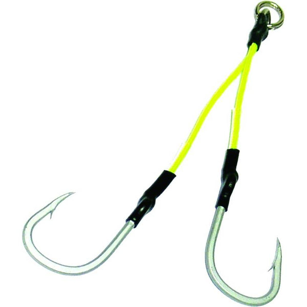 Williamson Tandem Assist Hook; This is part of the All Purpose collection offered from Fishin' My Best Life - fishinmybestlife.com