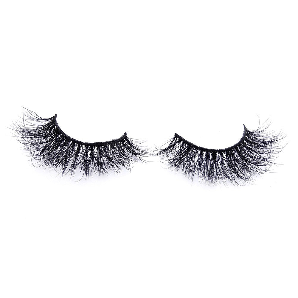 3D Mink Luxury False Eyelashes - Miss Fabulashes