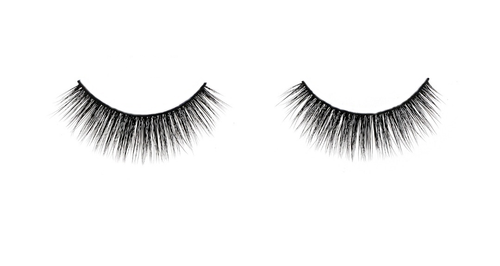 Premium False Eyelashes with Silk Fibers - Miss Fabulashes