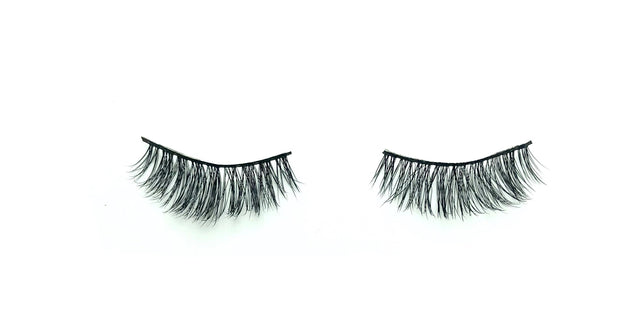 Best Natural False Eyelashes [Lite Mink] - Miss Fabulashes