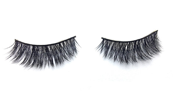 Good Fake Eyelashes [ Lite Mink ] - Miss Fabulashes