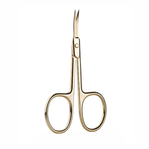 Premium Quality Eyelash Scissors [Gold] - Miss Fabulashes
