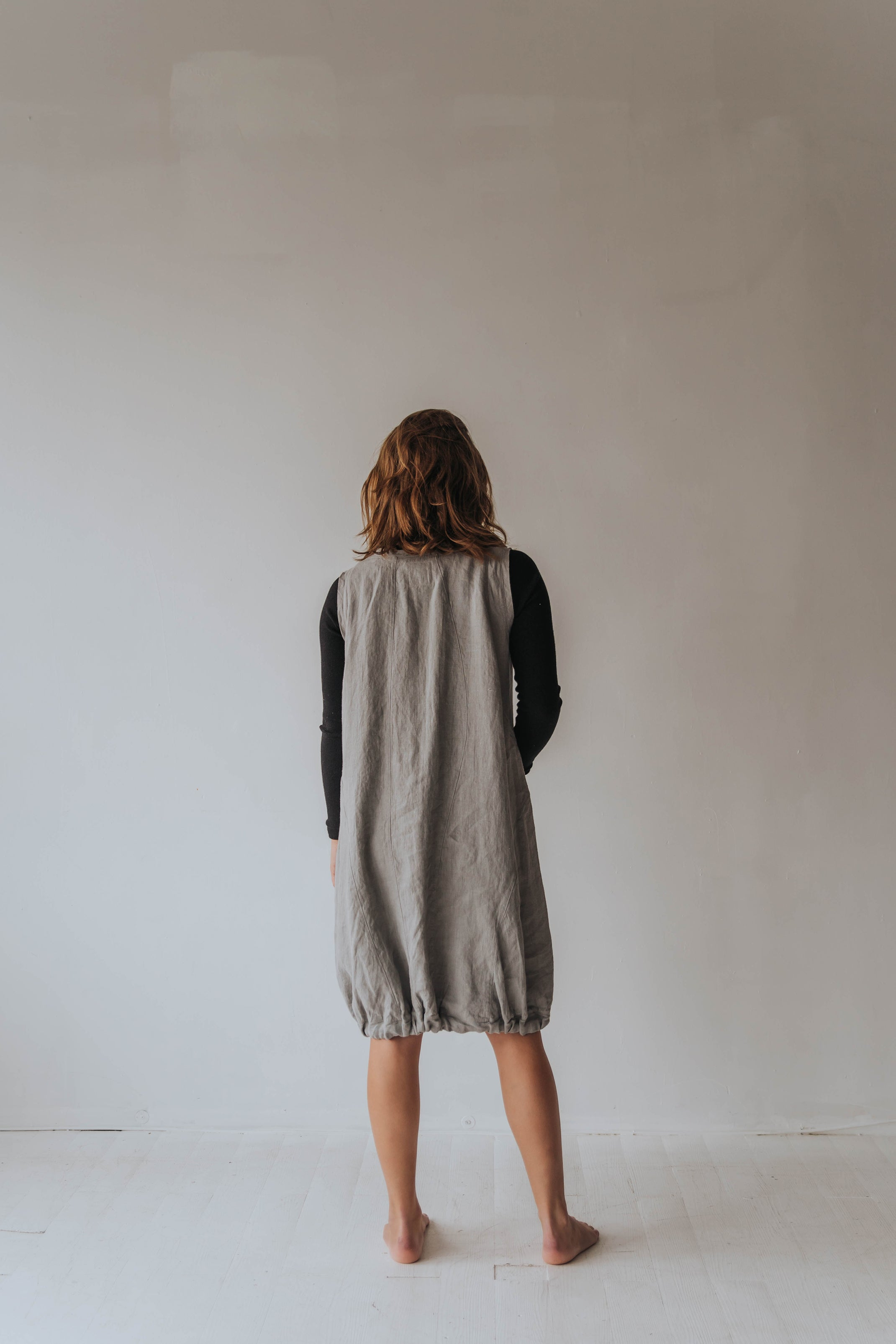 Grey Joey Dress