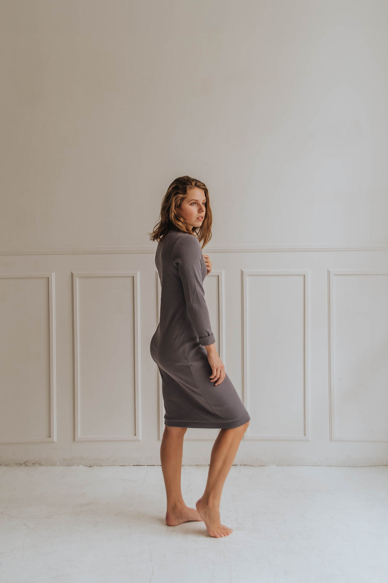 Knit Dress - cedarandvine