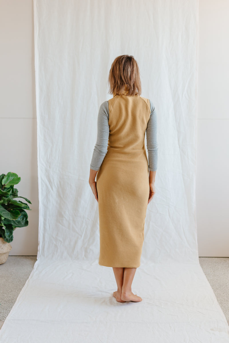 Terry Dress - cedarandvine