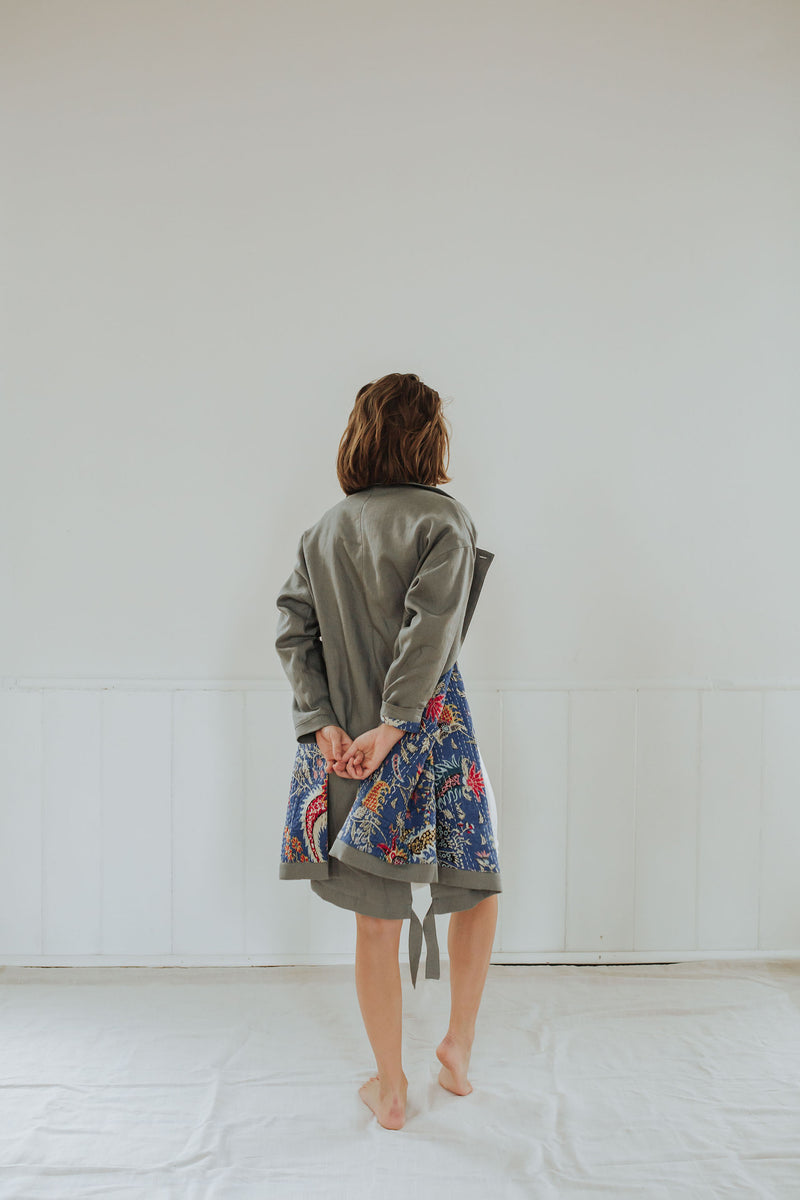 Swing Jacket - cedarandvine