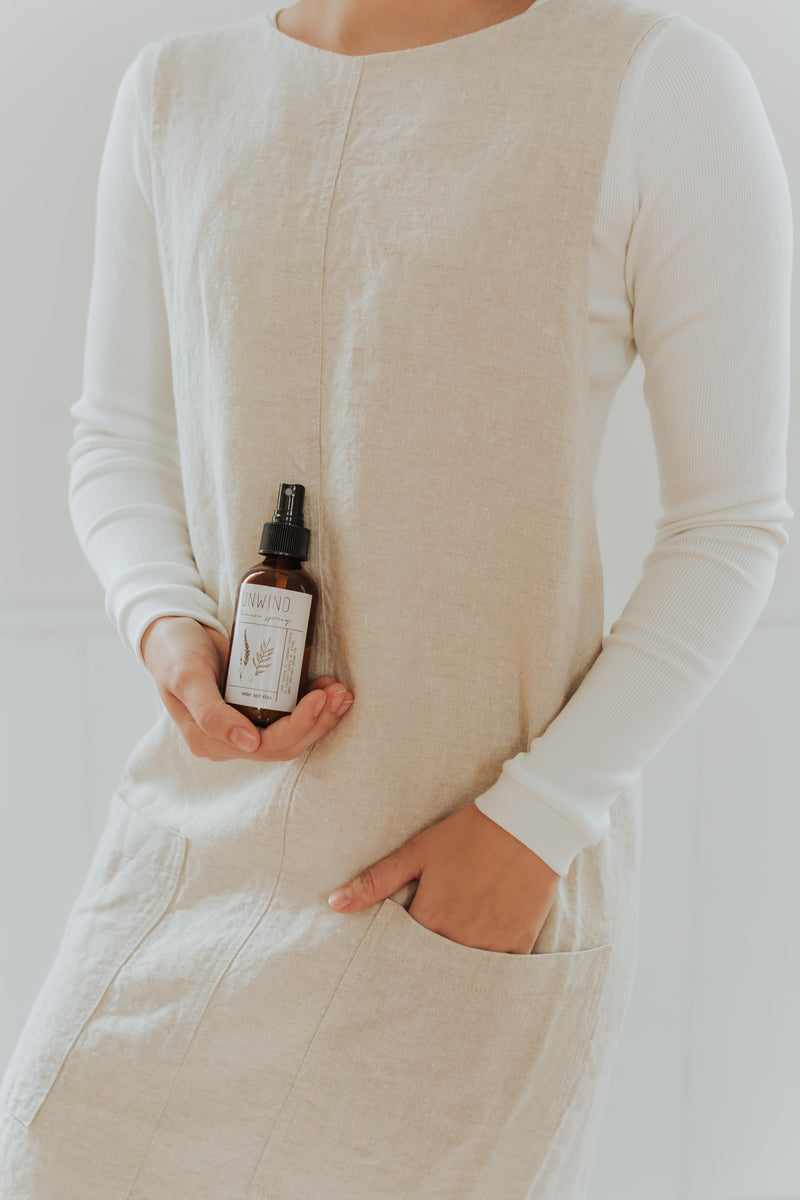 Linen Spray - cedarandvine