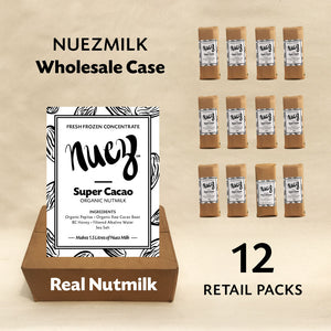 Super Cacao Organic Nutmilk