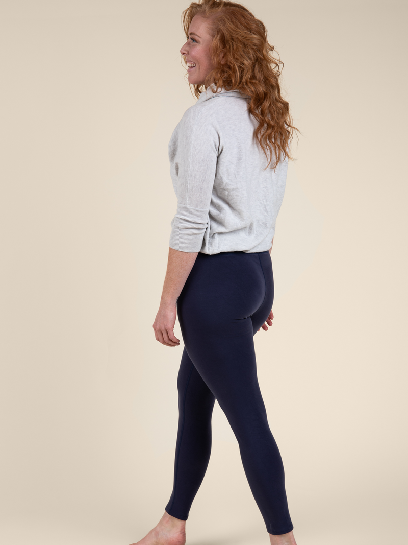 Aspen Leggings: Midnight