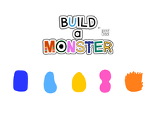 Load image into Gallery viewer, Monster Builder Add-On: Editable Bodies - Print Stick