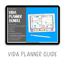 Load image into Gallery viewer, 𝘍𝘙𝘌𝘌 𝗗𝗶𝗴𝗶𝘁𝗮𝗹 𝗣𝗹𝗮𝗻𝗻𝗲𝗿 - Vida Planner - Print Stick