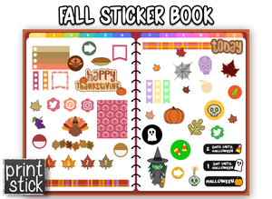 Bo5 - Sticker Book #2 - Print Stick