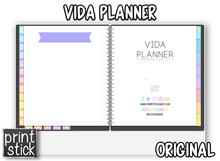 Load image into Gallery viewer, Vida Planner - Dated - Print Stick