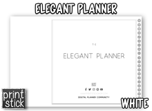 Load image into Gallery viewer, Elegant Planner - Print Stick