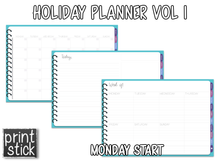 Load image into Gallery viewer, Holiday Planner Vol I - Print Stick