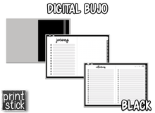 Load image into Gallery viewer, Digital BuJo Planner - Print Stick