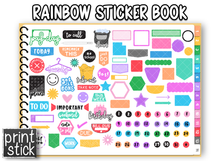 Load image into Gallery viewer, Bo4 - All Sticker Books - Print Stick
