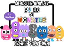 Load image into Gallery viewer, Monster Builder - Print Stick