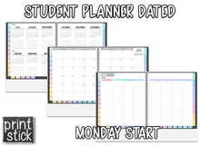 Load image into Gallery viewer, Student Planner - Print Stick