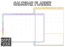 Load image into Gallery viewer, Calendar - Digital Planner - Print Stick