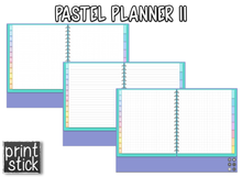 Load image into Gallery viewer, Pastel Planner II - Print Stick