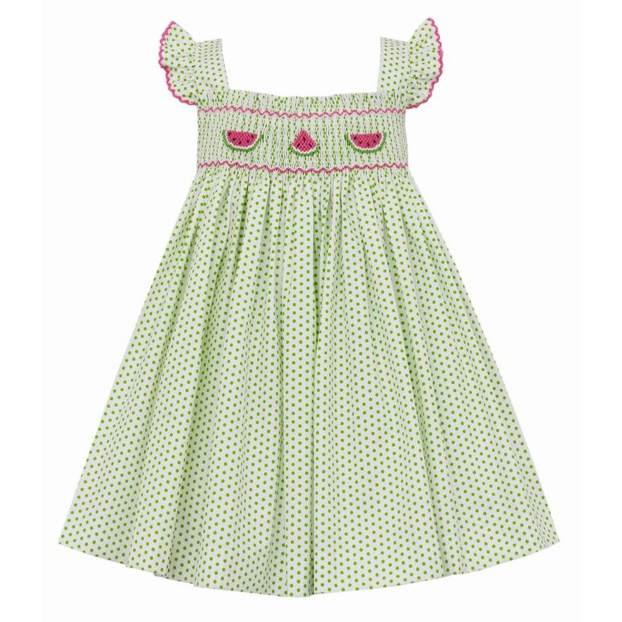 Strap Dress - Watermelon