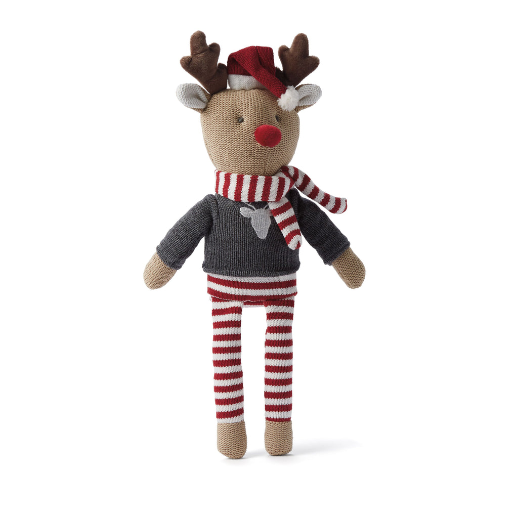 "15"" Baby Knit Doll - Reindeer"