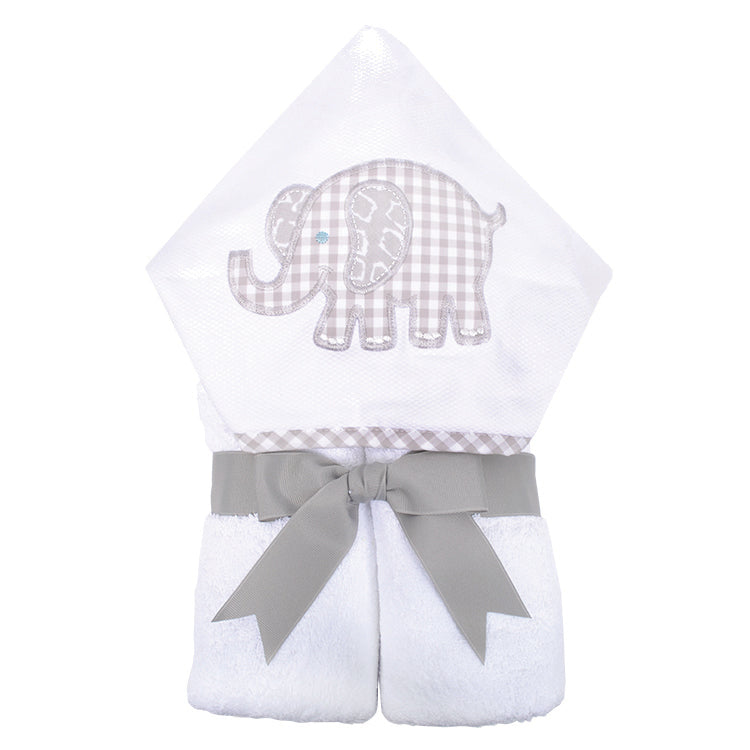 Everykid Towel - Gray Elephant