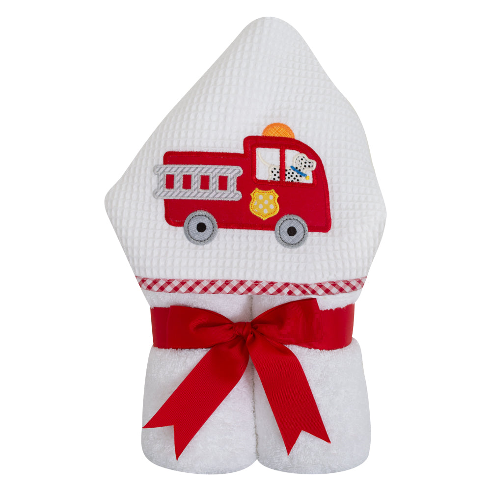 Everykid Towel - Firetruck